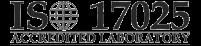Notre laboratoire répond au label qualité ISO 17025