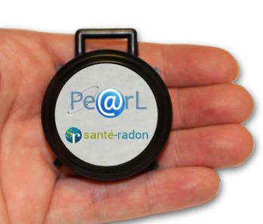 Les dosimètres radon easyrad sont d'une grande fiabilité, robustes et petits